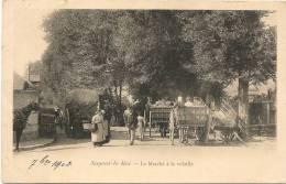NOGENT-LE-ROI - Le Marché à La Volaille       -- J.B. - France