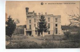 312.Mont-St.-Guibert : Château De La Fosse - Mont-Saint-Guibert