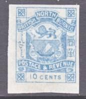 North Borneo 43 A   * - North Borneo (...-1963)