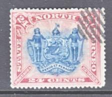 North Borneo 67   (o) - North Borneo (...-1963)