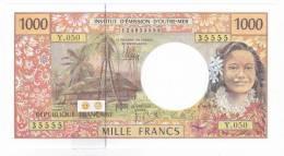 Polynésie Française / Tahiti - 1000 FCFP / Y.050 / 2013 / Signatures: De Seze-Noyer-Besse - Neuf / Jamais Circulé - Papeete (Polynésie Française 1914-1985)