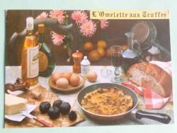 L'OMELETTE AUX TRUFFES - Recettes (cuisine)