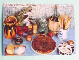 LA PIZZA PROVENCALE - Recettes (cuisine)