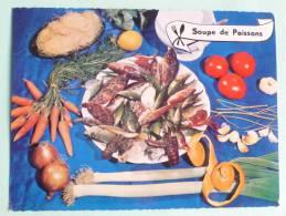 LA SOUPE DE POISSONS - Recettes (cuisine)