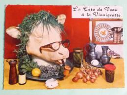LA TETE DE VEAU VINAIGRETTE - Recettes (cuisine)