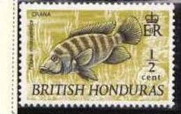 British Honduras, 1969 - 72, SG 277, Mint Hinged - British Honduras (...-1970)