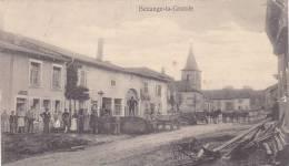 Bezange-la-Grande  CACHET !!! Feldpost - France
