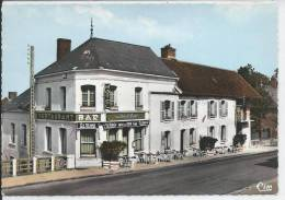 MONTMORT - L'Hôtel Du Cheval Blanc - Montmort Lucy