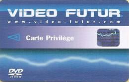 CARTE PRIVILEGE  (flèche Bleu) - Frankrijk