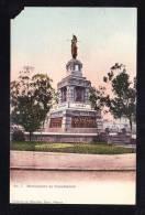 MEX-07 MEXICO MONUMENTO DE CUAUHTEMOS - Messico