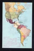 PA-02 PANAMA MEETING OF ATLANTIC AND PACIFIC THE KISS OF THE OCENANS - Panama