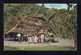 PA-17 PANAMA INDIAN CAMP PROVICE OF CHIRIQUI - Panama