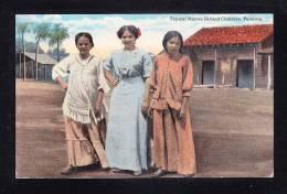 PA-27 PANAMA TYPICAL NATIVE GIRLS OF CHORRERA - Panama