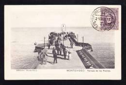 U-16 URUGUAY MONTEVIDEO TERRAZA DE LOS POCITOS - Uruguay