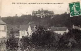 60 Gouvieux, Le Chateau De La Baronne Leonino De Rothschild - Gouvieux