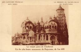 La Temple Paien De Chadravati - India