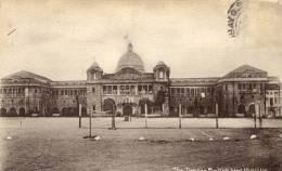 The Deccan British War Hospital Poona - India