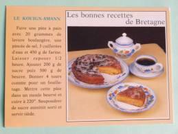 LE KOUIGN-AMANN - Recettes (cuisine)