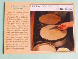 LA GALETTE DE BLE NOIR - Recettes (cuisine)