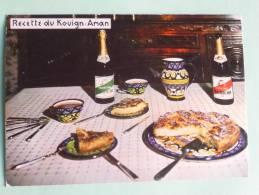 RECETTE DU KOUIGN - AMAN - Recettes (cuisine)