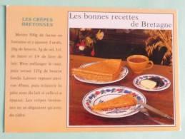 LES CREPES BRETONNES - Recettes (cuisine)