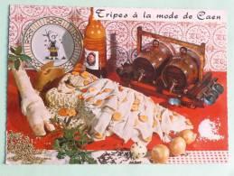 TRIPES A LA MODE DE CAEN - Recettes (cuisine)
