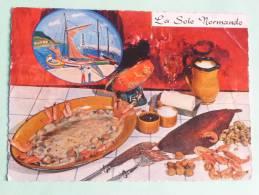 LA SOLE NORMANDE - Recettes (cuisine)