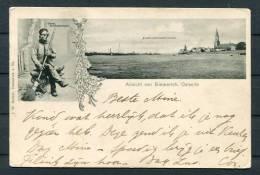 1901 Emmerich Osteite Chines Emmericher Original Postcard - Emmerich