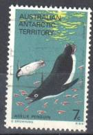 AAT Australian Antarctic Territory -1973 - Penguins  Mi.25 - Used - Australian Antarctic Territory (AAT)