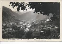 VALLS D'ANDORRA  Contrallum D'Andorra La Vella, Desde Engordany - Andorre