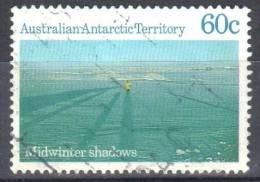 AAT Australian Antarctic Territory -1987 - Antarctic Scenes -  Mi.78 - Used - Australian Antarctic Territory (AAT)