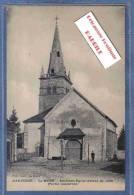 Carte Postale 38. La Mure Ancienne église  Trés Beau Plan - La Mure