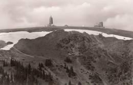 FELDBERG Im Schwarzwald, Turm Und Wetterwarte Auf Dem Berggipfel - Feldberg