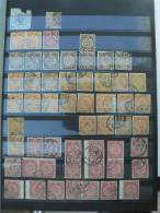 CHINE- CHINA  Collection 400 Timbres Anciens - OLD CHINESE STAMPS USED DRAGONS - Gebraucht