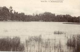 Kodaikanal Lake - India