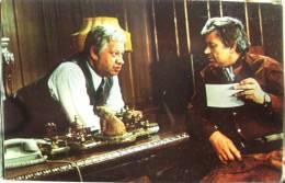 "Pavel Pankov & Donatas Banionis In "" The Life And Death Of Ferdinand Luce ""- 1977 / USSR / - Attori"