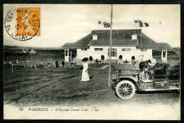 62 - WIMEREUX - L'Olympique Tennis Club - Otros Municipios