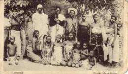 Group Of Inlanders - Dahomey