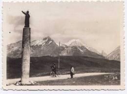 Le Petit Saint Bernard Et Le Mont Blanc - Lieux