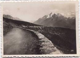 Le Petit Saint Bernard Et Le Mont Pourri - Lieux