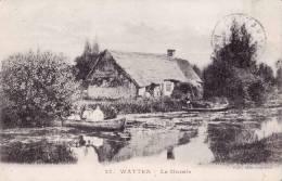 WATTEN - Le Marais -  Superbe Carte Animée - Dunkerque