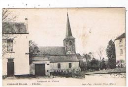 Chaumont-gistoux - L'eglise 001 - Chaumont-Gistoux