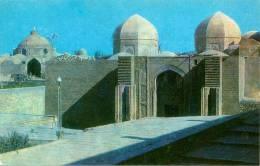 UZBEKISTAN - 1970's - BUKHARA - MOSQUE MAGOKI-ATTORI - PERFECT MINT QUALITY - Uzbekistan