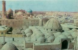 UZBEKISTAN - 1970's - BUKHARA - TAKI-ZARGARON TRADE DOMES - PERFECT MINT QUALITY - Uzbekistan