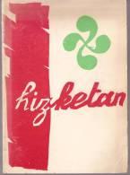 Libro En Euskera: HIZKETAN - Libros, Revistas, Cómics