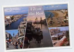 Carte Grau Du Roi Port  Etc - Le Grau-du-Roi