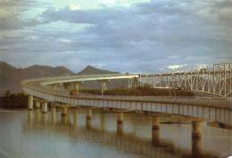 The San Juannico Bridge From Lite To Samar - Filippijnen