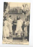 Digny. Fête De La Trinité, 27-28 Mai 1923. Après Le Couronnement. - Non Classés