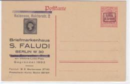 P1 Mit Privaten Zudruck - Occupation 1914-18