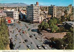 CYPRUS - PRE 1984 -  NICOSIA - ELEFTHERIA SQUARE - PERFECT MINT QUALITY - Cyprus